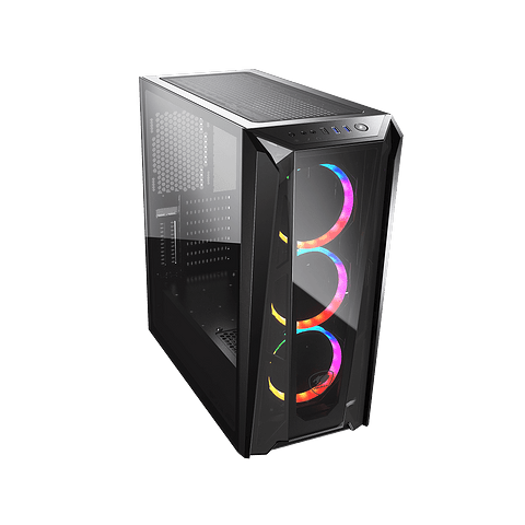 Gabinete Cougar MX660-T RGB Mid Tower