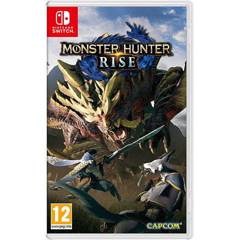 Monster Hunter: Rise NSW