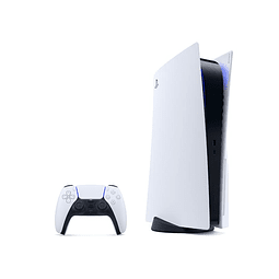 Consola Playstation 5 Blu-Ray / Glacier White