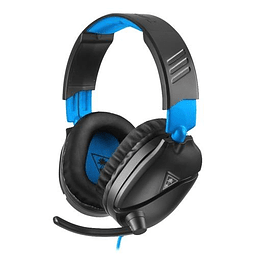 Auriculares TURTLE BEACH EAR FORCE RECON 70P PS4™ PRO, PS4™ Y PS5™   XBOX ONE* Y XBOX SERIES X S   NINTENDO SWITCH™**   MÓVILES