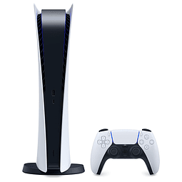 Consola PlayStation 5 Digital Edition Glacier White
