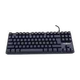 Teclado Gamer Mecánico Panther Switch BLUE