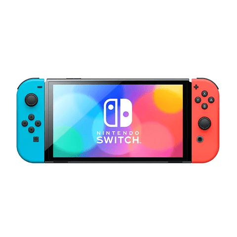 Consola Nintendo Switch OLED Neon Red/Blue