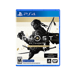 Ghost of Tsushima: Director's Cut PS4