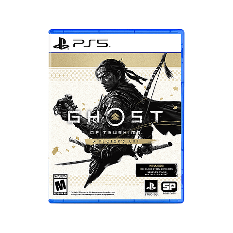 Ghost of Tsushima: Director's Cut PS5