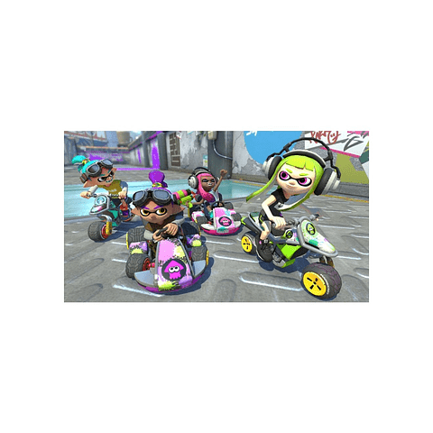 MARIO KART 8 DELUXE EDITION SWITCH