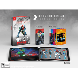 Metroid Dread Special Edition NSW