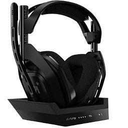 Audifono Gamer Astro A50 Wireless Dolby Headphone 7.1 + Base Station PS5, PS4, PC