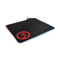 Mousepad Ozone Ground Level Pro Spectra, Base Anti-deslizante, Iluminación RGB