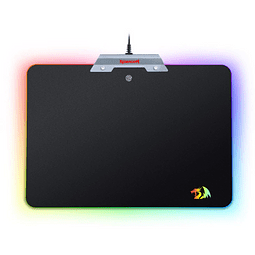 Mousepad Gamer Redragon P011 Orion RGB Hard Surface Waterproof