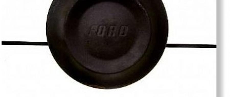 Calota Original Jateada com Fundo Vinᄀlico para Ford 1953