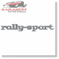 Emblema para Camaro 1968 RS
