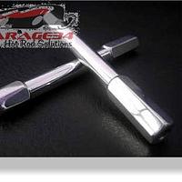 Wing Nuts em Aluminio para Tampas de Válvulas