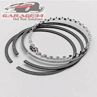 Jogo de anéis CAST .030 para motores Chevrolet V8 small block 400 cid ou pistões com 4.155 polegadas de diâmetro