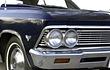 Ornamento do Capô para Chevelle Malibu, Buick, Pontiac 1966-67