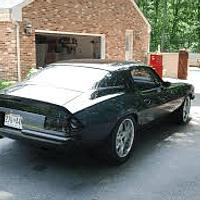 Para-Choque Traseiro Original para Camaro Type