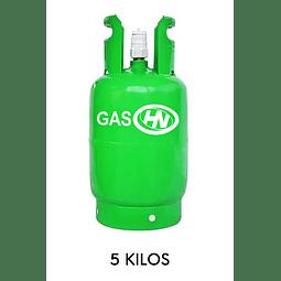 Cilindro de Gas 5 Kilos