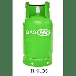 Cilindro de Gas 11 Kilos