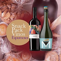 Snack Vinos Espumosos