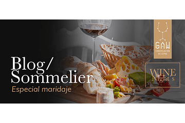 Blog del Sommelier / Maridaje