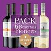 Pack reserva de 6 Pioneros, Morandé