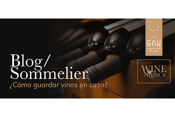 Blog / Cómo guardar vinos