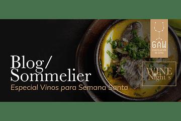 Blog / Vinos Semana Santa
