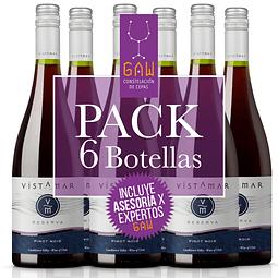 Pack Vistamar Reserva / Pinot Noir
