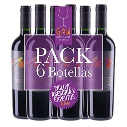 Pack 7 Colores Single Vineyard / Blend