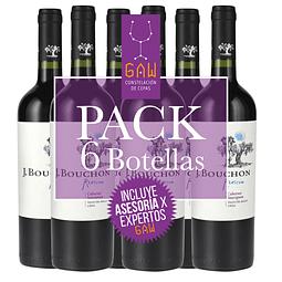 Pack Bouchon Reserva / Cabernet Sauvignon