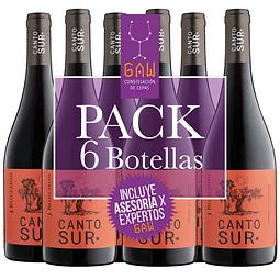 Pack Bouchon Gran Reserva Canto Sur / Blend