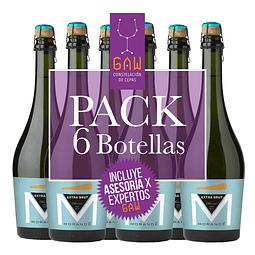 Pack Morandé Espumoso / Extra Brut