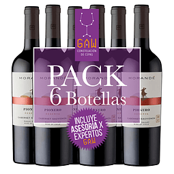 Pack Pionero Reserva/ Cabernet Sauvignon