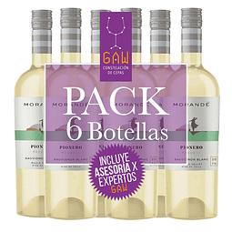 Pack Pionero Reserva/ Sauvignon Blanc