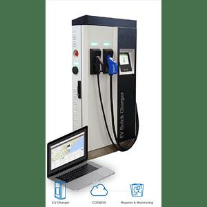 Carregador de veículos eléctricos - Raption 50KW