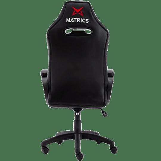Cadeira Gaming Matrics Osiris Vermelho - Image 3