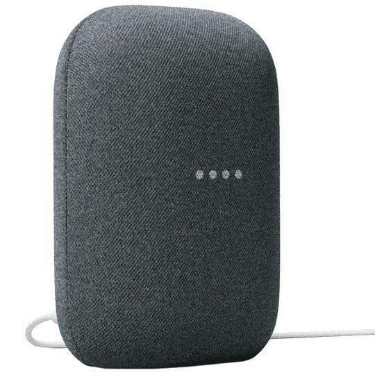 Google Nest Audio Preto Carvão - Image 3
