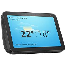 Amazon Echo Show 8 Preto Charcoal - Assistente Smart Home