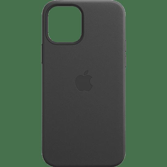Capa em pele com MagSafe para iPhone 12/12 Pro