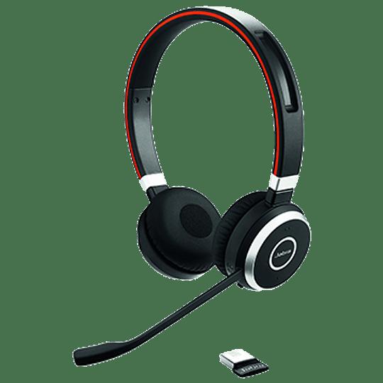 Headset Jabra Evolve 65