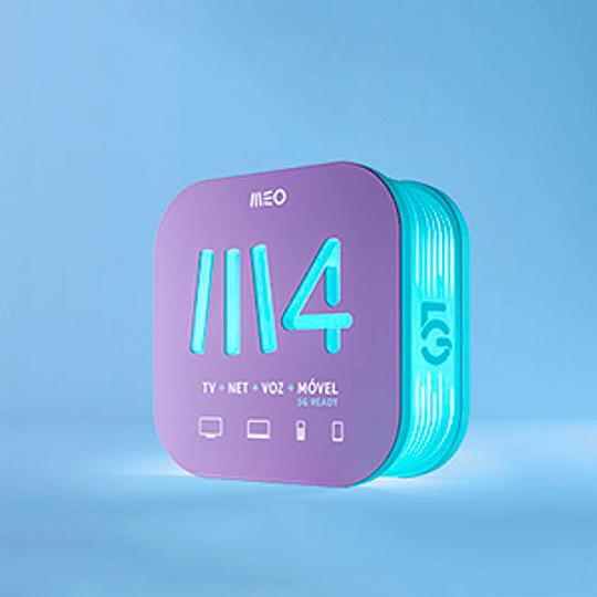 ADSL M4 TV+NET+VOZ+MOVEL Ilimitado