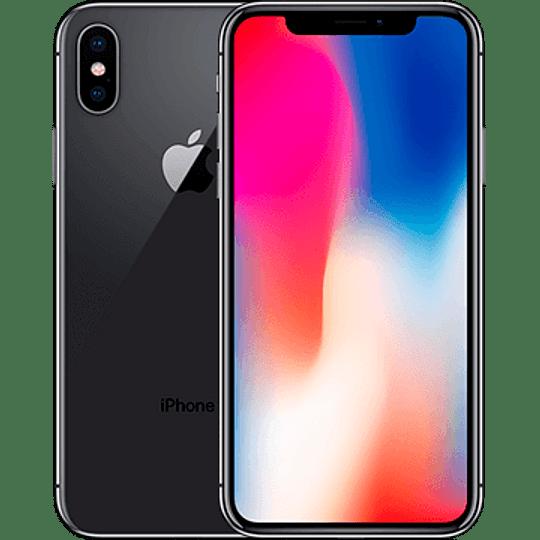 Apple iPhone X 64GB (recondicionado) - Grau A++
