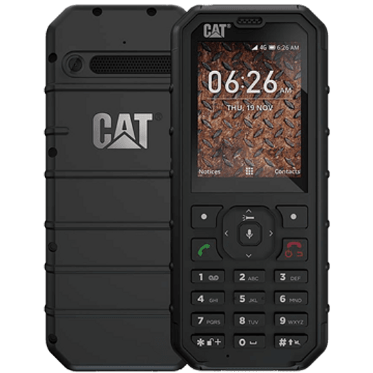 Caterpillar B35 DS Preto