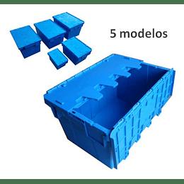 Caja Plástica Anidable