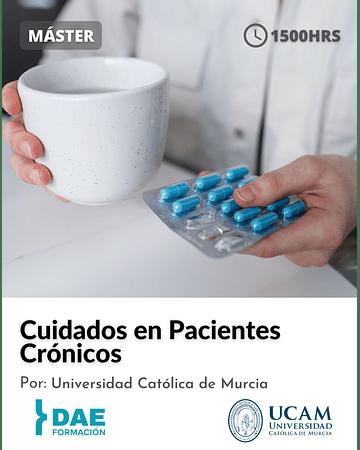 Máster en Cuidados en Pacientes Crónicos ( 1500 hrs)