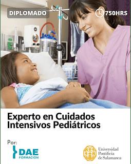 Diplomado Experto en Cuidados Intensivos Pediátricos ( 750 hrs)