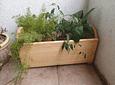 Jardinera - Huerta urbana