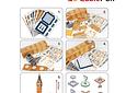 Big Ben (UK) - Puzzle 3D CubicFun