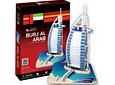Burj al Arab (UAE) - Puzzle 3D CubicFun