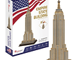 Empire State (USA) - Puzzle 3D